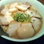 中華そばおかべ(川崎)で味玉チャーシュー麺を食べた感想!