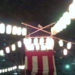 上並木公園(川崎・八丁畷)の盆踊りに行った感想!屋台は?