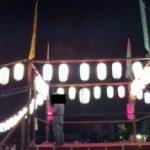 小田公園(川崎)の盆踊りのお祭りに行った感想!いつでアクセスは?