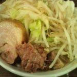 ちばから(渋谷)で二郎系ラーメンを食べた感想と流れ!量が…