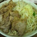 ラーメン二郎品川店で食べた感想と流れ!量や行列は?