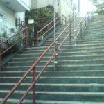 君の名前はのセリフをラストに言った聖地の場所(階段)は?(君の名は)