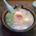 一蘭(川崎)でラーメンを食べた感想!24時間営業で助かる!