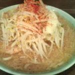 ラーメン二郎JR西口蒲田店で食べた感想と流れ!臨時休業が多い…