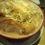 バリ男日本橋店で二郎系ラーメンを食べた感想!東京駅から…