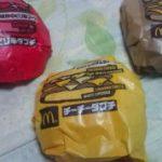 マクドナルドのダブチ3種類を食べ比べた感想!カロリーは?